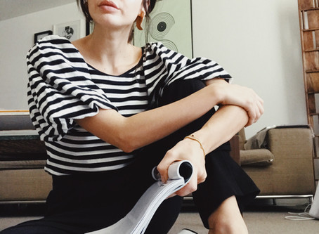 #FashionTalks com Tânia Dioespirro | Ser freelancer de moda em tempos incertos