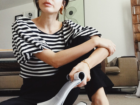 #FashionTalks com Tânia Dioespirro   Ser freelancer de moda em tempos incertos