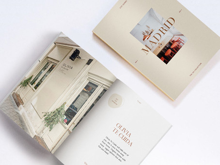 #1 Madrid City Guide by The 124 Studio