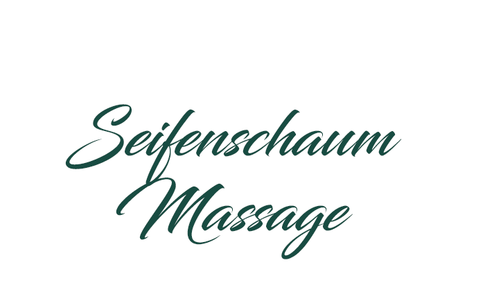 Seifenschaum-Massage