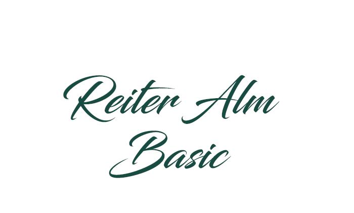 Reiter Alm Basic