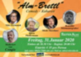 Alm-Brettl
