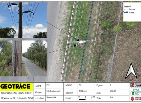 Utilsing Drones and GIS