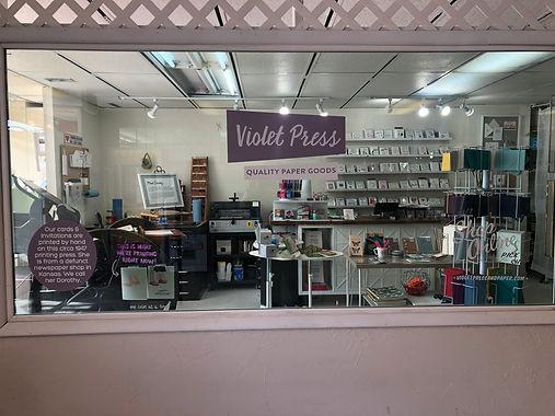 Letterpress Shop Longmont