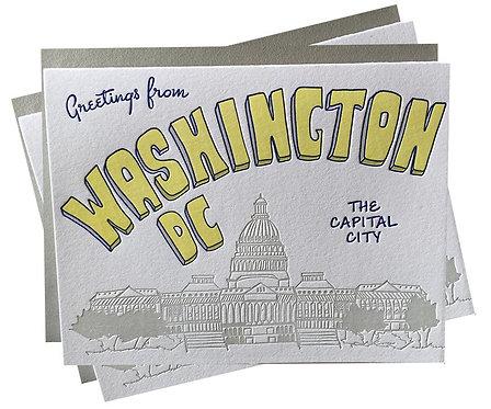Washington DC Box Set