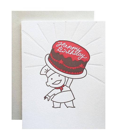 Birthday Baker