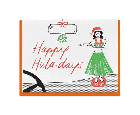 Happy Hula-Days