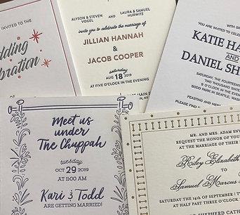 Wedding Suite Sample