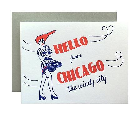 Windy City Girl