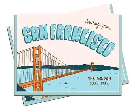 San Francisco Box