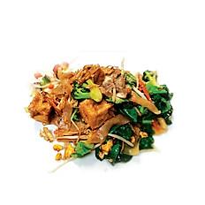 30.Pad Sie Eiw Pak (ผัดซีอิ้วผัก)