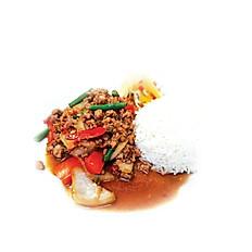 11.Pad Kra Pow Moo Sub (กระเพาหมูสับ)