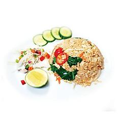9.Kao Pad Kai (ข้าวผัดไข่)