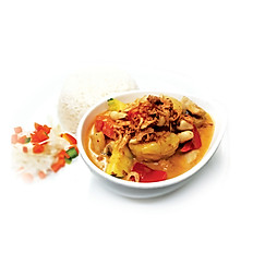 26.Kang Massaman Pak (แกงมัสมั่นผัก)