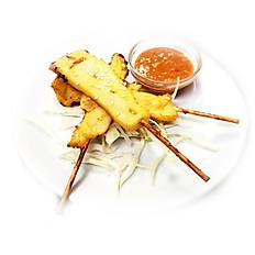 C.Chicken Satay (3) (ไก่สะเต๊ะ)
