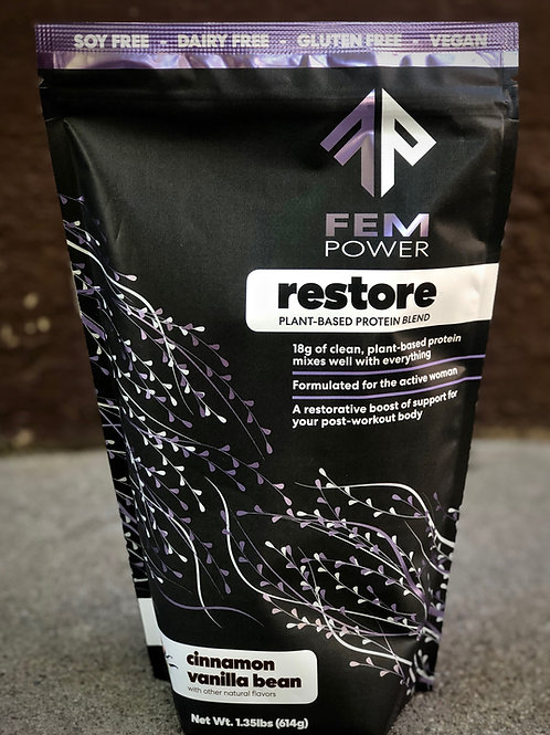 FEM Power Protein Powder- Restore