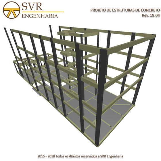 Projeto Estrutural | SVR Engenharia