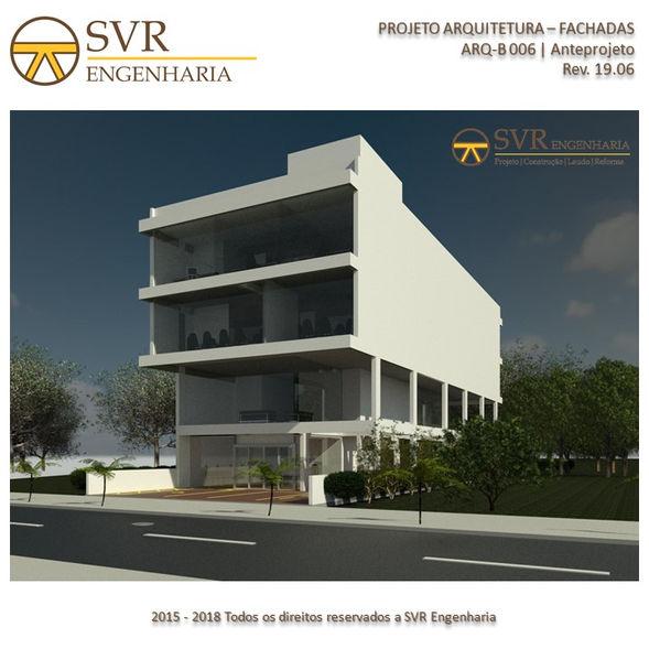 SVR Engenharia - Projeto Arquitetura