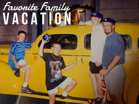 Connect with Family Fun | Week of 05.17.20
