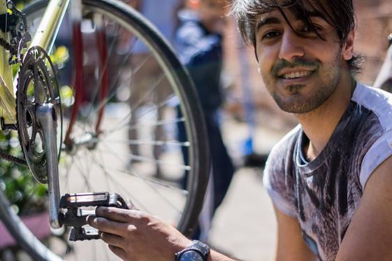 Circle Bike Project