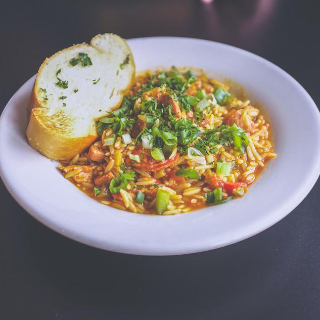 One Pot Italian rice
