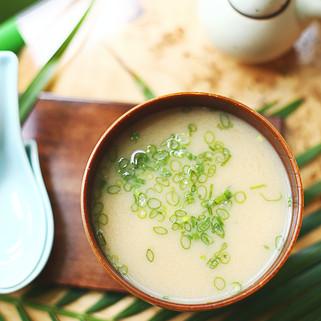 Potato and Onion soup