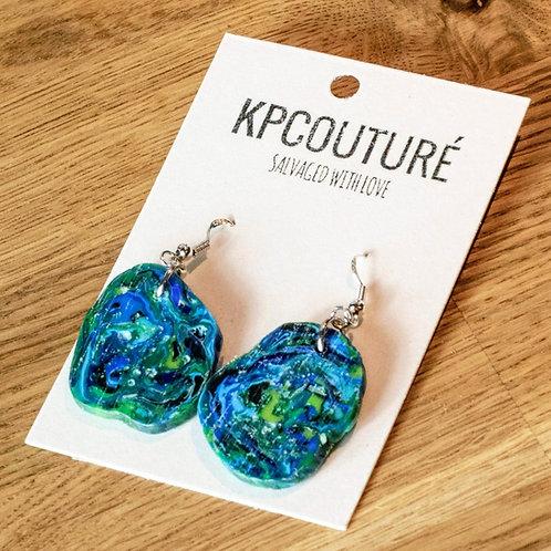 KPCouturé 'The Earth' Earrings