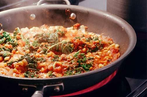 Bean and Lentil stew