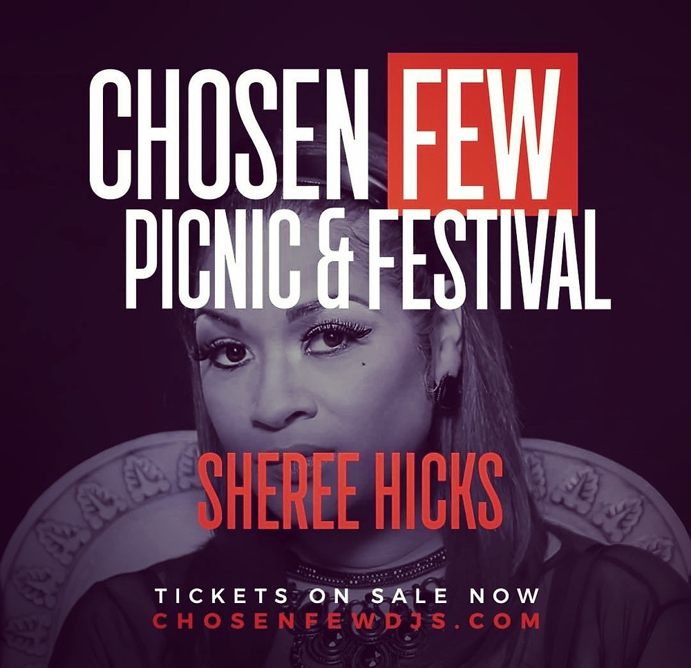 Chosen Few Picnic 2018