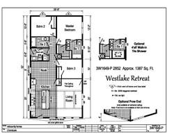 3W1649-P Floor Plan