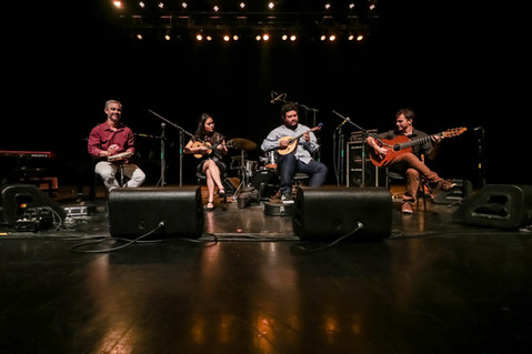 Show do Manteiga de Garrafa no 26º Maio Musical