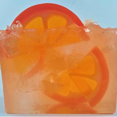 Orange You Glad I Didn't Say Ginger?