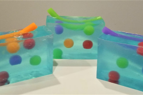 Pool Toy Soap