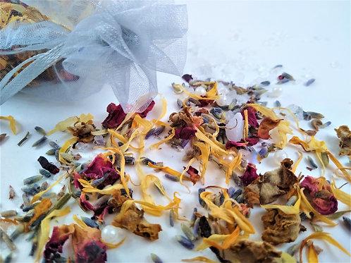 Botanical Bath Teas