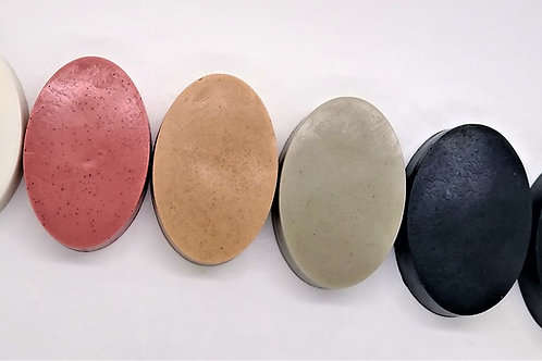 Multi-Pack: Sampler Clay Face Soaps