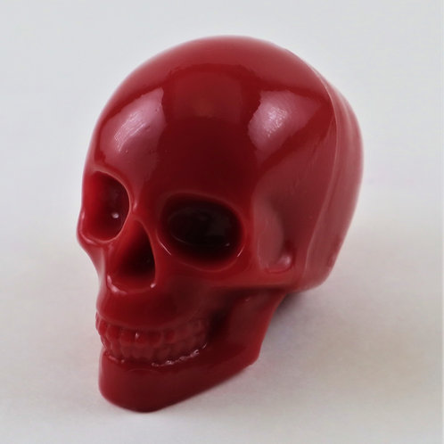 Spooky Red Skully