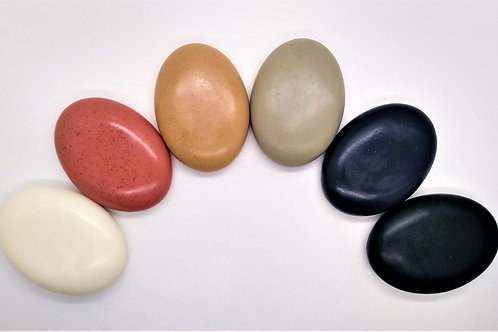 Multi-Pack: Clay Face Soaps