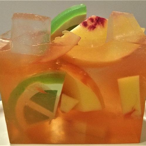 Peachy Keen Sangria