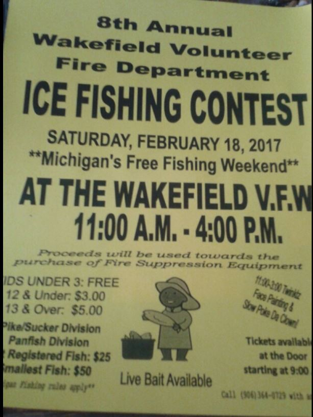 Fishing Contest 2017