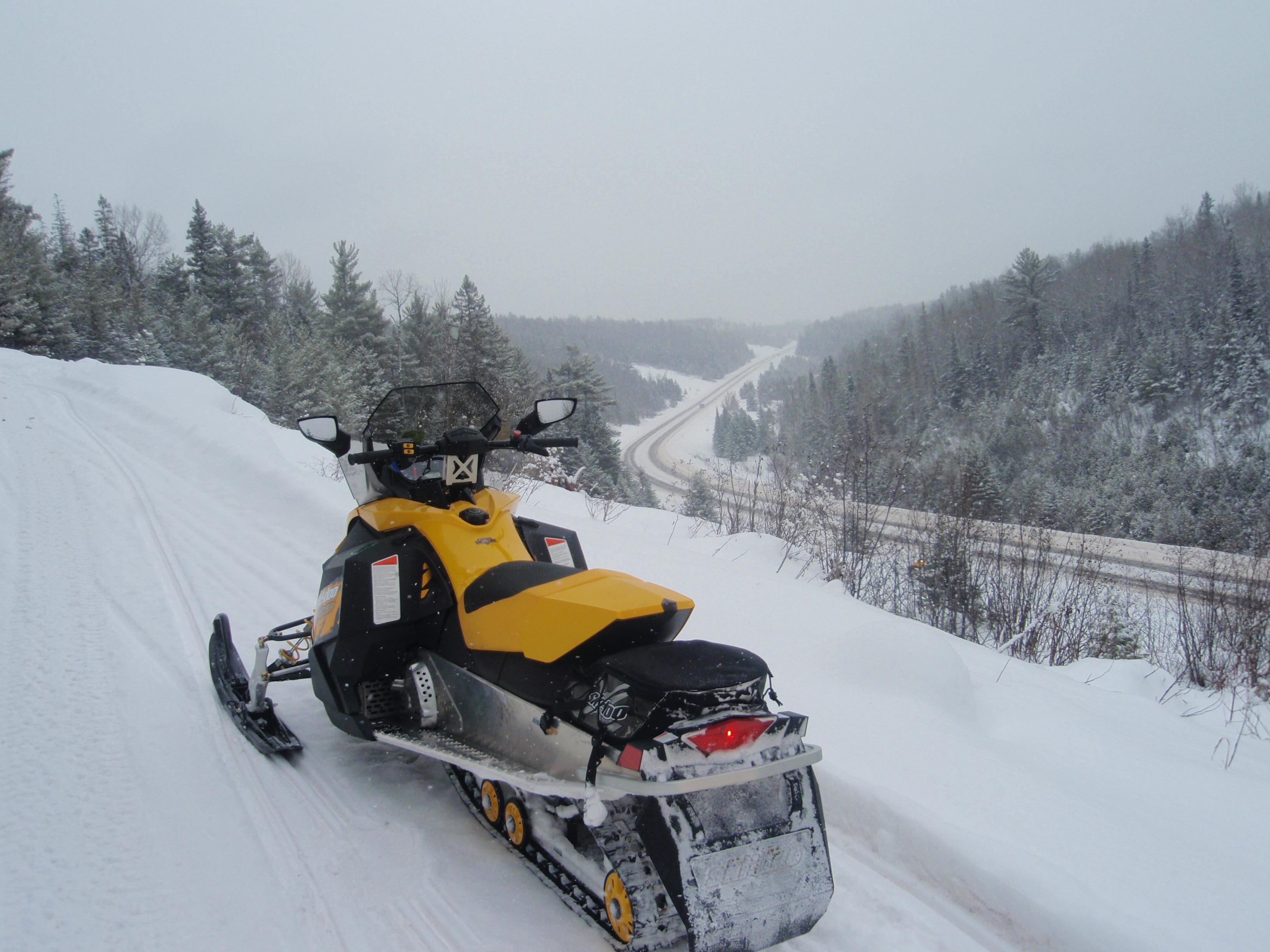Snowmobile Wakefield, MI