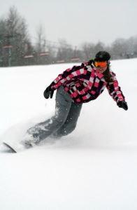 Ski Boarding