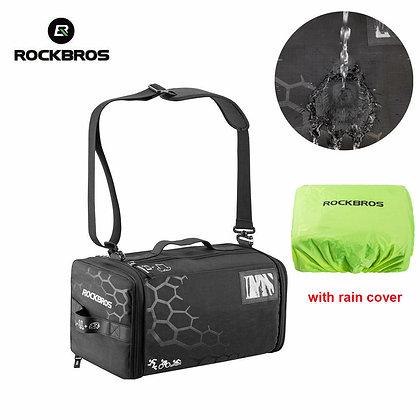 Duffel Bag with Rain Cover