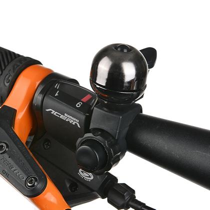 Adjustable bicycle handlebar Bell