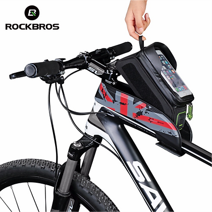 Removable Frame Bag For Cell Phones