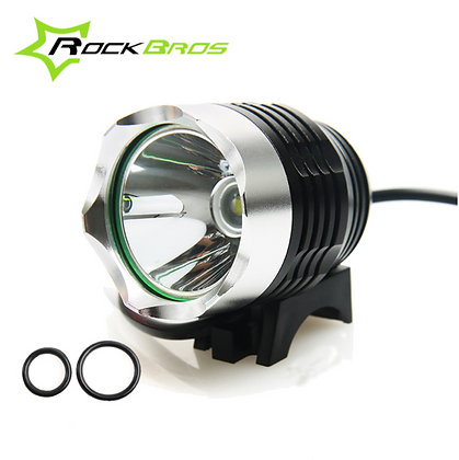 Bicycle Headlight Lamp with USB