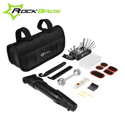 Multifunction Bicycle Tool Set