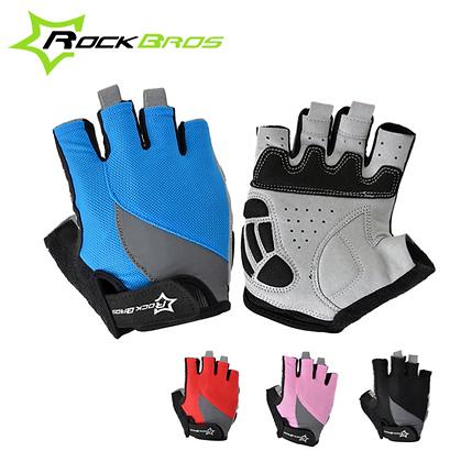 Bicycle half finger gloves