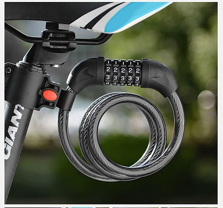 Bicycle Combination Lock