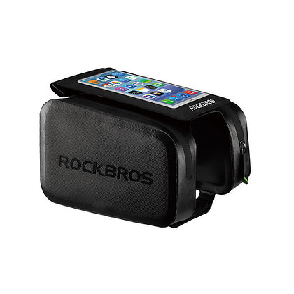 "RockBros Frame/Tube Waterproof 6.0"" Touch Screen Phone Bag"