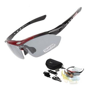 Cycling Glasses with extra Lenses